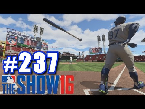 HITTING THE OHIO RIVER?! | MLB The Show 16 | Road to the Show #237