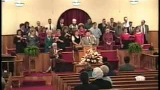 """Jesus Found me"" Mount Carmel Baptist Church Choir, Fort Payne Alabama"