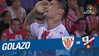 Golazo de Chimy Ávila (2-2) Athletic Club vs SD Huesca