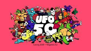UFO 50 - Announcement Trailer
