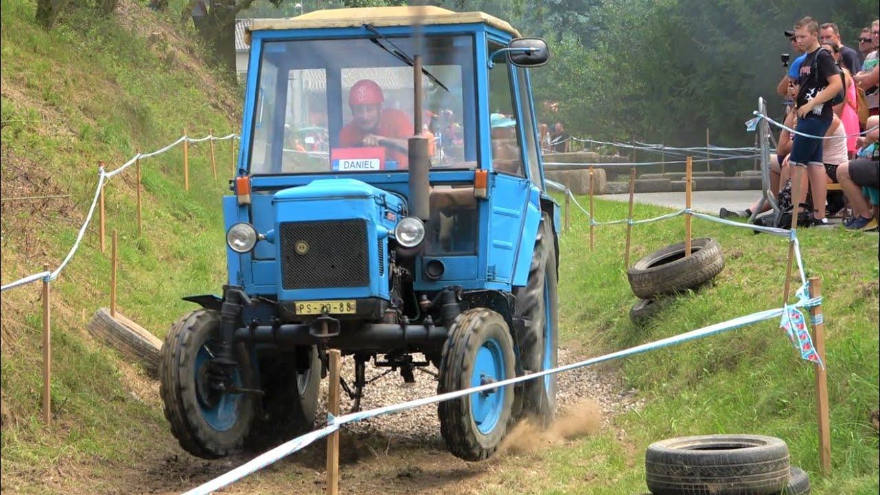Tractor Show   Traktoriáda Žebnice 2021