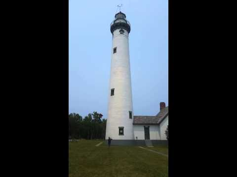 New Presque Isle lighthouse 2015
