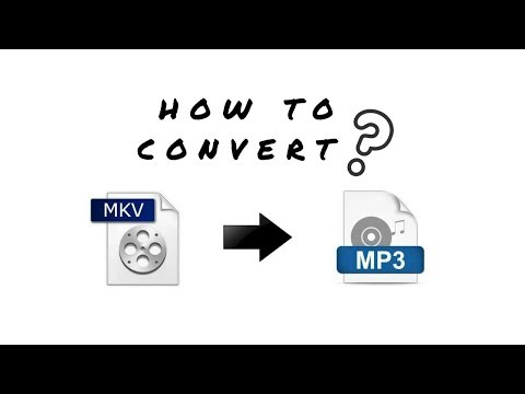 [Mac] How to Convert MKV to MP3 ( Easy & Quick) - Tutorial