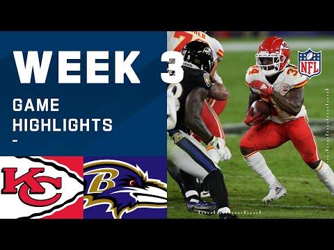 Chiefs vs. Ravens