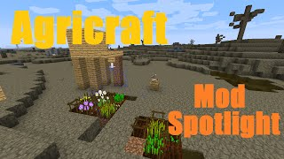 [1.7.10] Minecraft Mod Spotlight - Agricraft 1.2.1