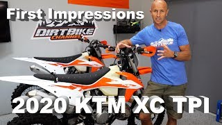 2020 KTM 300 XC TPI | First Impressions | Should you Buy It?