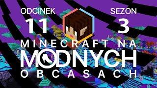 """Minecraft na """"modnych"""" obcasach Sezon III #11 - Ze Staszkiem w Abyss i Heaven"""