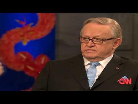 Nobel winner on world peace