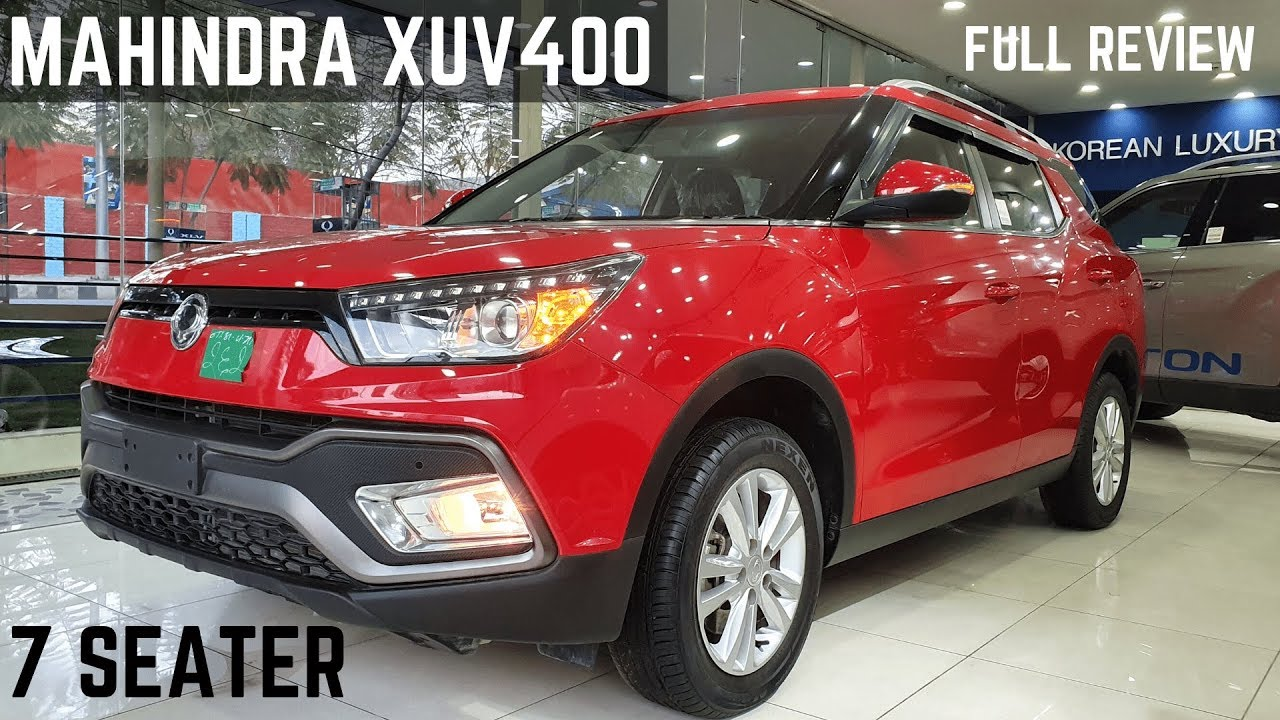 2020 Mahindra Xuv400 7 Seater Suv India Review New Interiors Latest Features Ssangyong Xlv Youtube