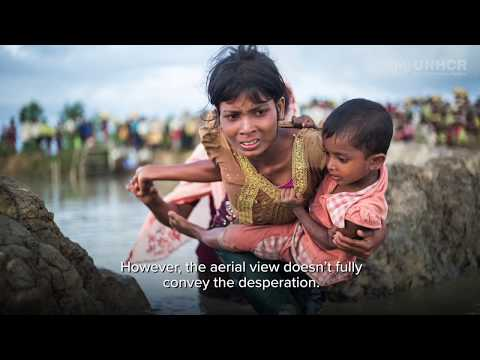 Documenting the Rohingya refugee crisis: Roger Arnold