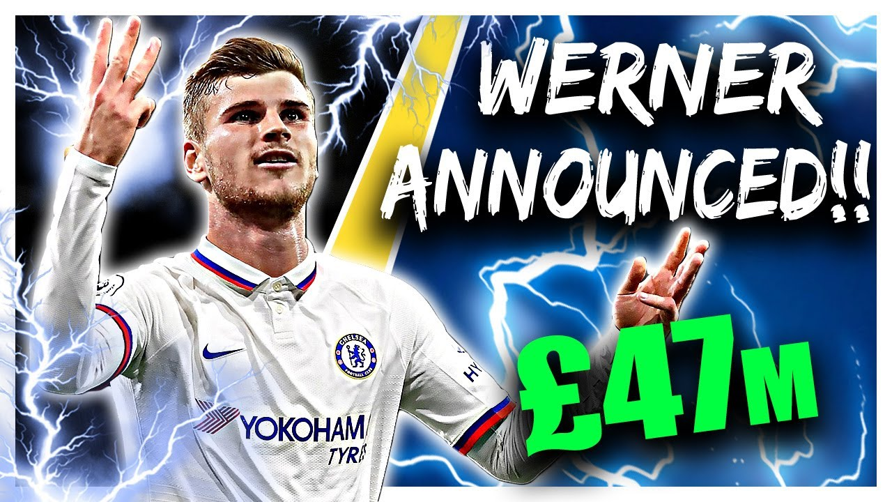 Chelsea News: Club Officially Announces £47.5m BARGAIN Signing of WORLD CLASS Striker Timo Werner!