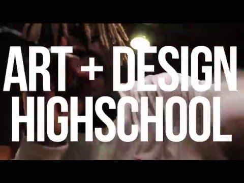 RAAA x QUANTUM SPLIT - April 15 at Art and Design High school