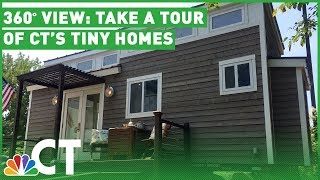 360-degree Tour: Check Out Some Of Connecticut's Tiny Homes | Nbc Connecticut