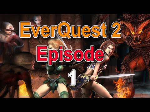Let's Play EverQuest 2 – Episode 1