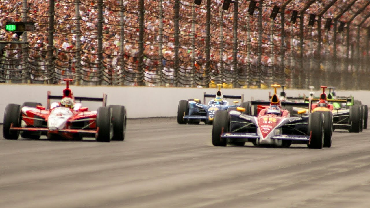 How Many Laps In Indy 500 >> Memory Lane Danica Patrick Leads On Lap 190 Of The 2005 Indy 500