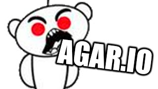 REDDIT WANTS TO EAT ME! (Agario Part 1)