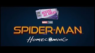 Spider-Man: Homecoming - Behind the Scenes Special - Marvel NL