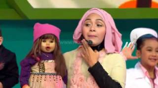 "Ria Enes feat Susan Gigi, Rafathar  "" Punya Cita Cita ""  - Mom & Kids Awards 2016 (19/12)"