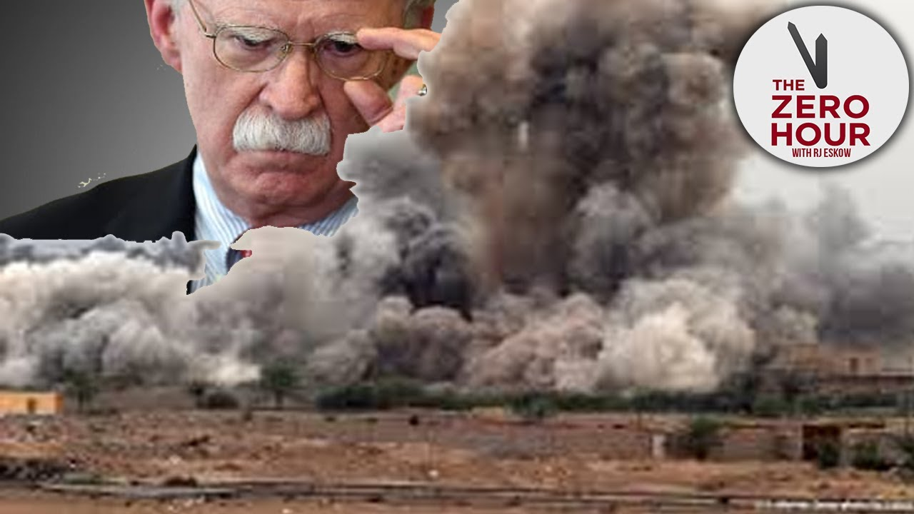 Max Blumenthal: Bolton, Trump. and Syria Sanctions