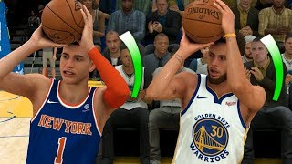 NBA 2K20 LaMelo Ball My Career Ep. 37 - In-Game Three Point Contest vs Steph Curry!