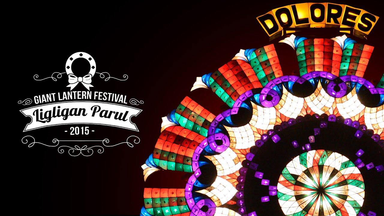 Giant Lantern Festival San Fernando Pampanga Philippines