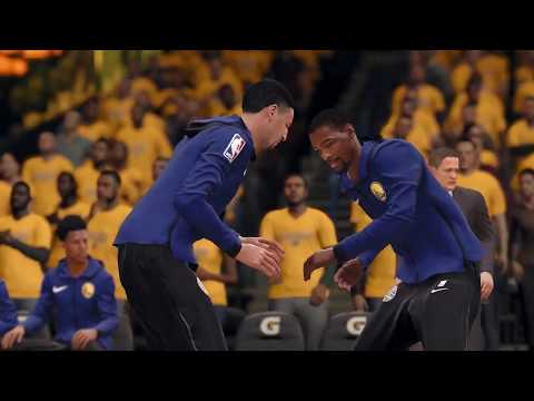 NBA LIVE 2018 Playoffs Golden State Warriors vs Houston Rockets Full Game 4 NBA Finals NBA LIVE 18