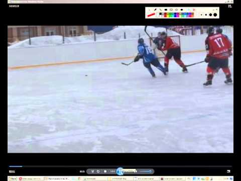 Хоккей Нарьян Мар разбор 4 игра защиты