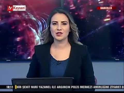Tv Kayseri Ana Haber 02.10.2017