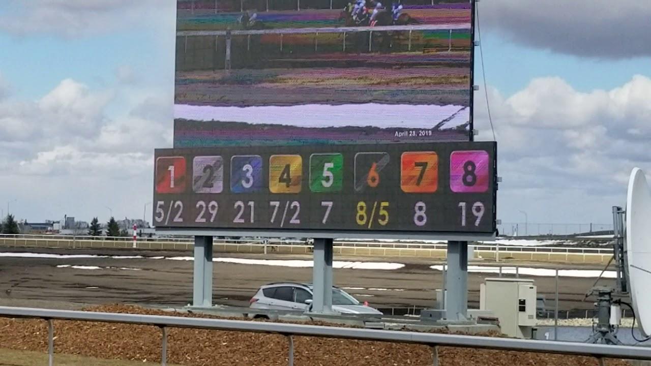 Century Mile Racetrack