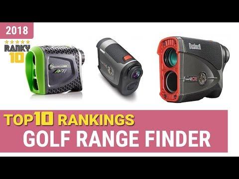 Best Golf Range Finder Top 10 Rankings, Review 2018 & Buying
