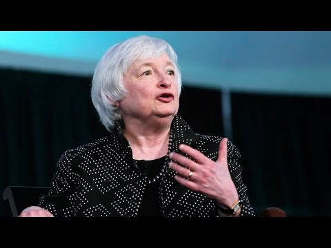 Here Is a Quick Recap of Janet Yellen's Jackson Hole Speech