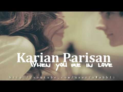 Karina Pasian - When You're in Love [with Lyrics + DL]