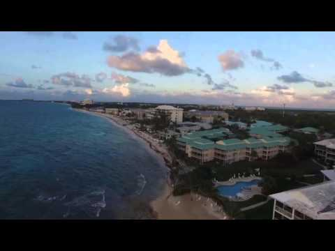 Taste of Sunset Cove -Cayman Island - DJI inspire 1