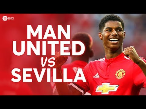 Manchester United vs Sevilla LIVE CHAMPIONS LEAGUE PREVIEW!