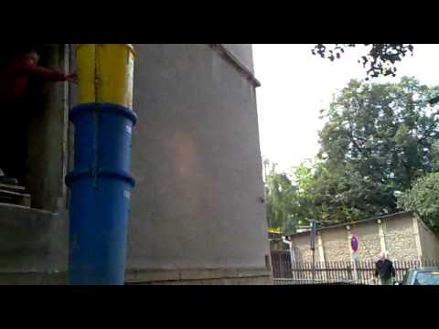Obi Laser Entfernungsmesser Mieten : Schuttrutsche.mp4 youtube