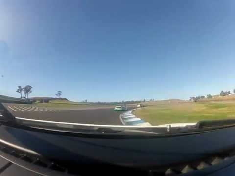 GT3 Cup Challenge race car at the Sydney Motor Spo