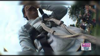 Ep4 : Taïg Khris n'a pas froid aux yeux - M6 mobile Mega Jump 2011
