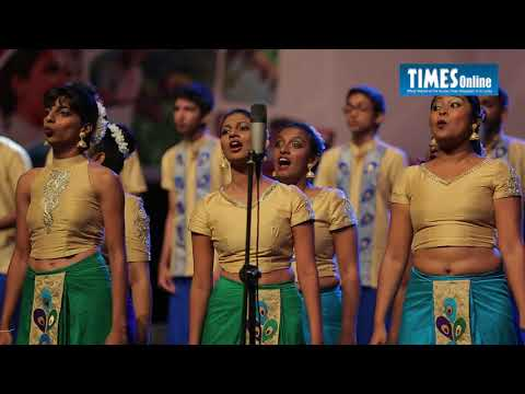 Asian Choir Games - Folklore with Accompaniment'