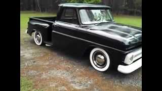 "Rat Rod 64' Chevy C10 Truck Stepside - Chevrolet C 10  ""For Sale"""