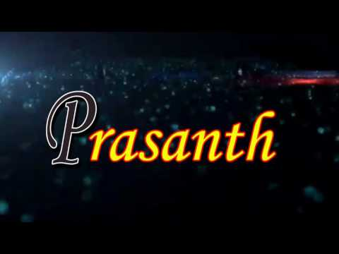Prasanth my name youtube thecheapjerseys Image collections