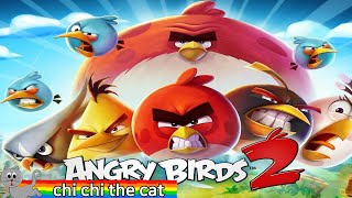 ANGRY BIRDS2 PART7 LEVEL31-35 GAME PLAY