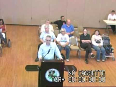 August 22, 2016 Regular City Council Meeting