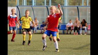 9 years old UNIQUE FOOTBALL TALENT Darya Sosnovsaya! Уникальный футбольный талант 9-летней Даши!