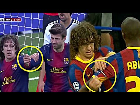 This Why Real Madrid Fans Respect Puyol ...