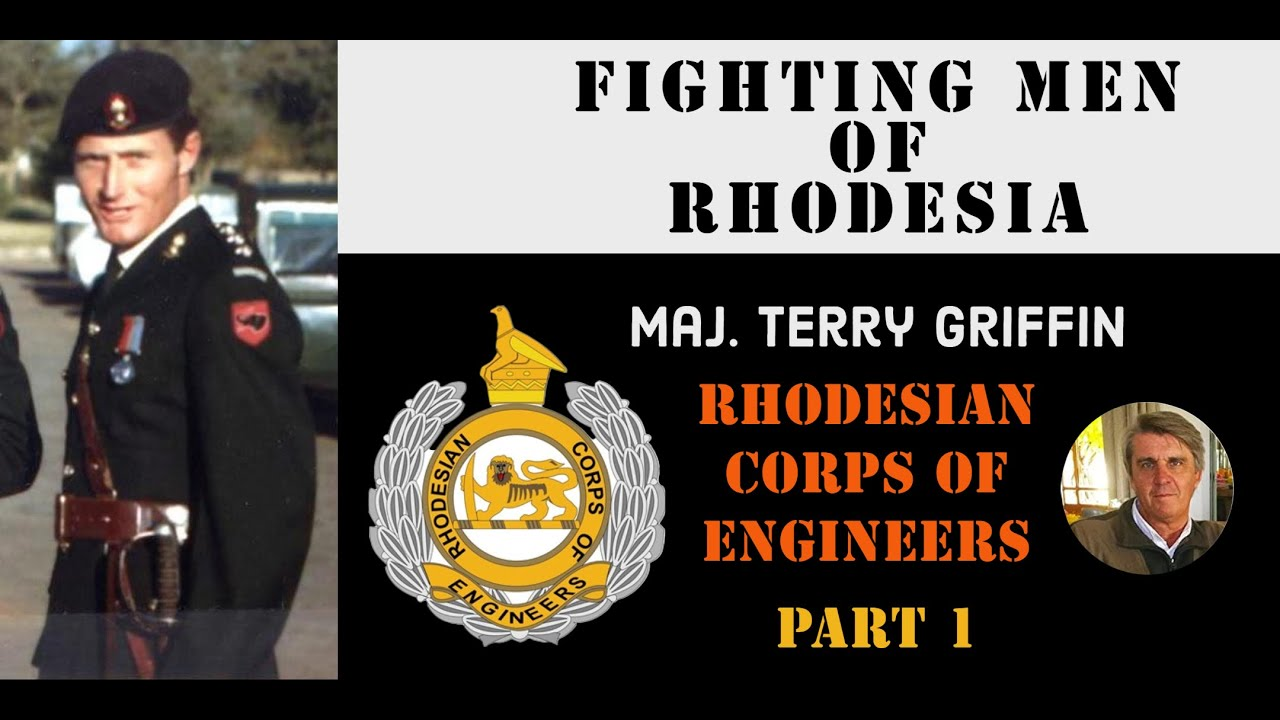 Download Fighting Men of Rhodesia ep80 | Maj. Terry Griffin | part 1