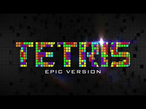 Tetris Main Theme - Epic Music Version