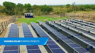 Uganda Solar Pumping Projects