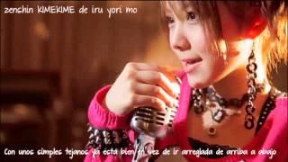 Reina Tanaka - Rock no Teigi ( Sub español ) - Morning Musume -