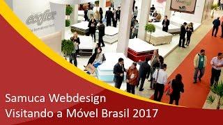 Samuca Webdesign na Feira Móvel Brasil 2017 em São Bento do Sul, SC
