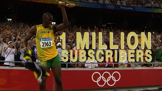 1 Million Subscribers Special Edition! 7 Things About... The Olympics